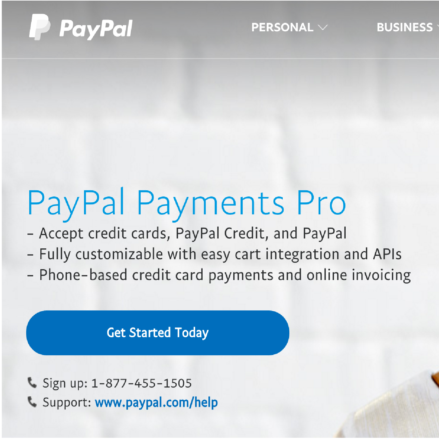 Paypal Pro Plugin for WooCommerce